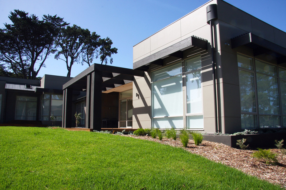 Architecturally designed home Flinders